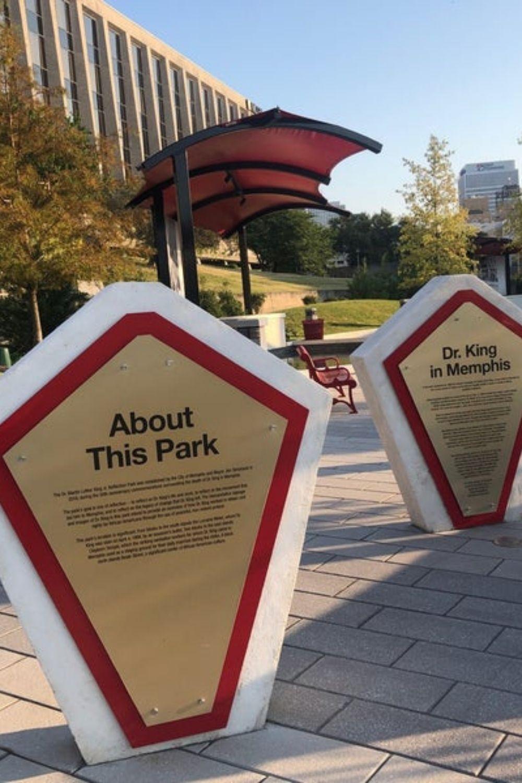 MLK Reflection Park
