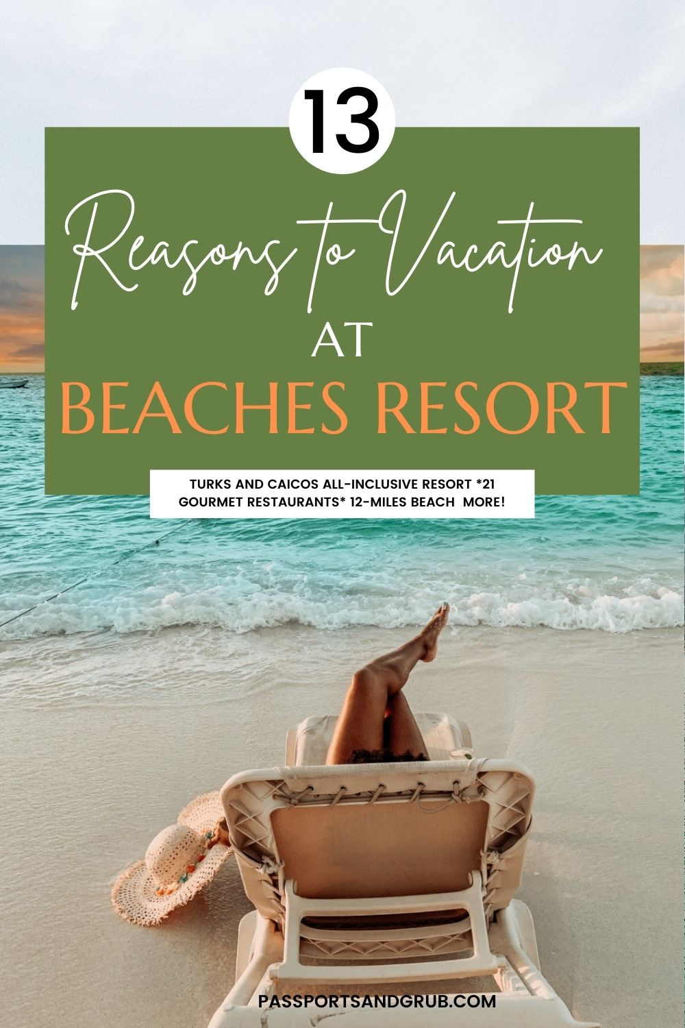 Beches Resort in Turks and caicos