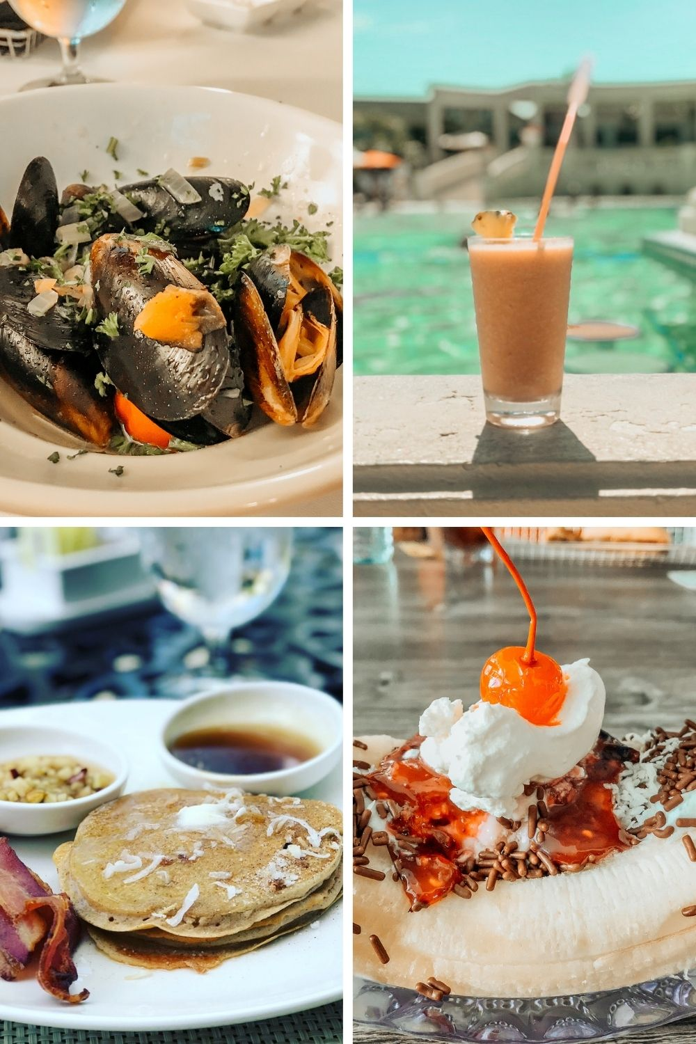 What to eat in Turks and Caicos