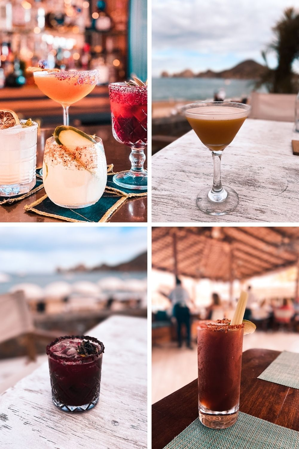 where to drink in Cabo