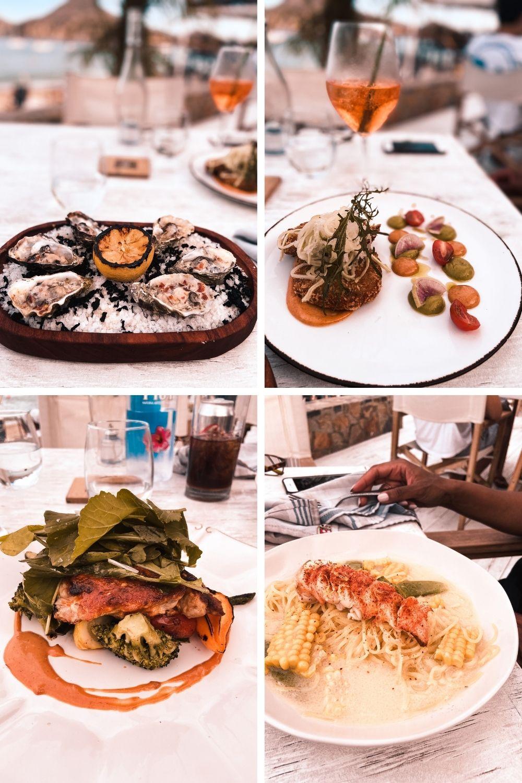 SUR Restaurant in Cabo
