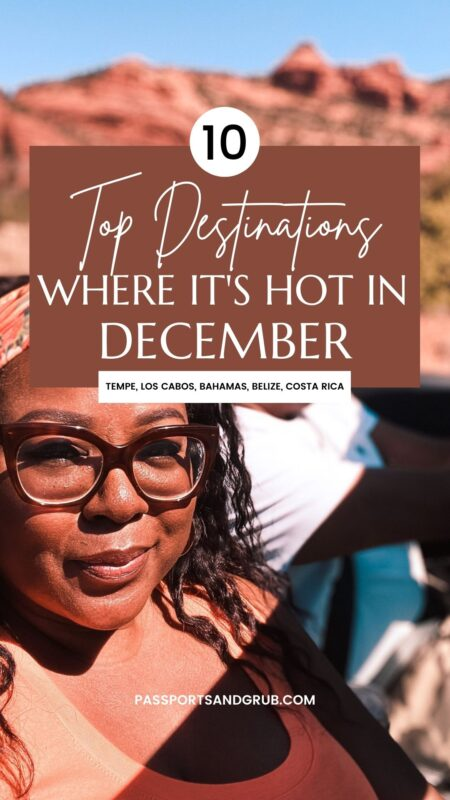 where its hot in december